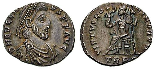 Image illustrative de l'article Eugène (usurpateur romain)