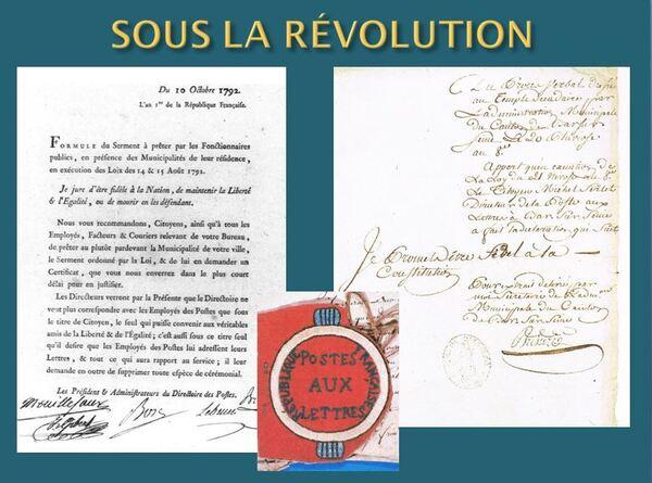 """""""Du messager au facteur, une histoire à prendre à la lettre"""", une conférence de Jenry Camus"""