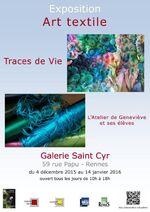 Exposition Arts Textiles