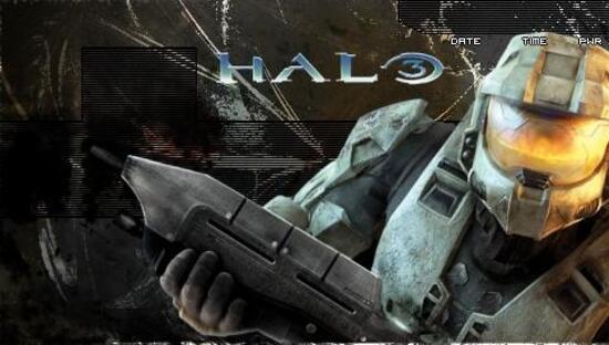 Fond D Ecran Psp Halo 3 Trans Graf
