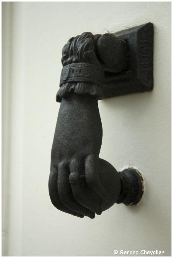 Heurtoir de porte 12