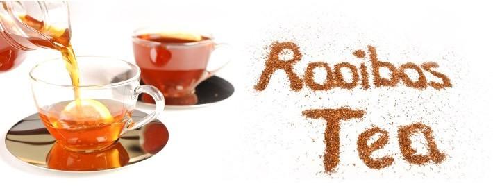 le thé rouge ou rooibos - Fleur de Rocaille