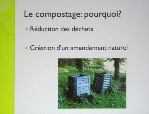 """Soirée """"Jardiner au naturel"""" au CSCL..."""