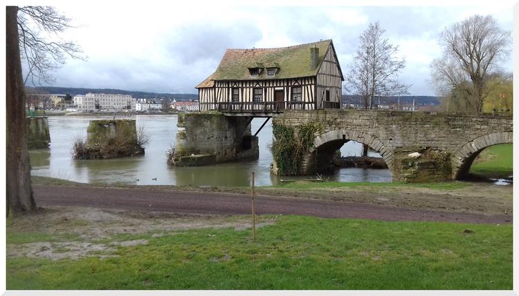 Vernon (Eure) en Normandie