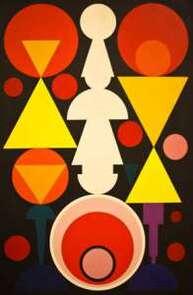 * Collection Auguste Herbin au Musée Matisse