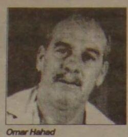 HAHAD Omar