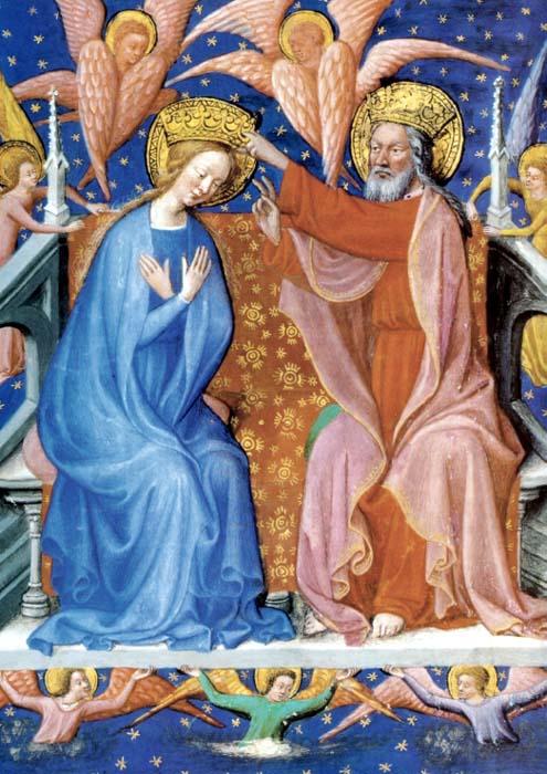 Mémoire de la Vierge Marie Reine (1er s.)