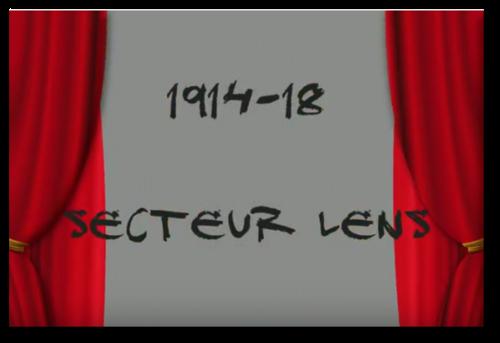 1914-18 Secteur Lens