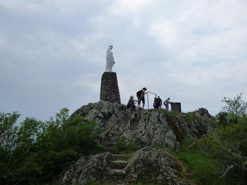 Saint Jean d'Ollières.Rando du 16.05.2018.Clichés de Martine et Roland