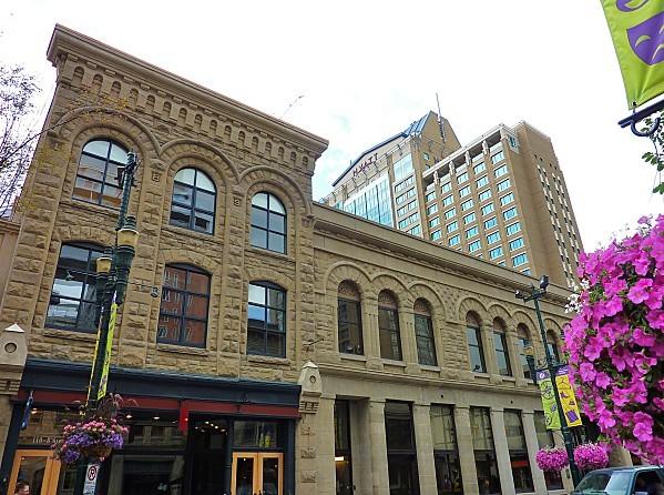 Jour 15 Calgary bâtiments historiques 2
