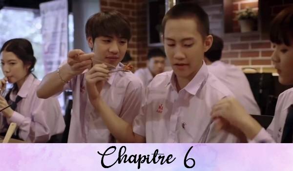 Chapitre 6 : Rencontre