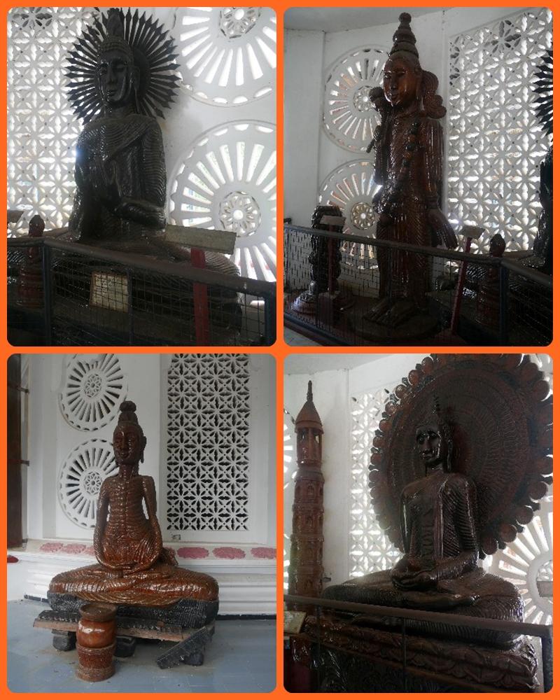 Dimbulagala Raja Maha Vihara - Sri Lanka