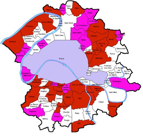 Cité de Drancy.