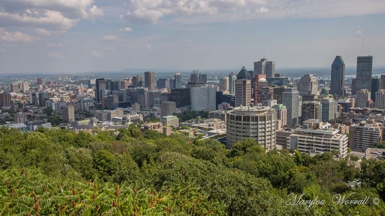 Montréal : Parc du Mont Royal 2/2