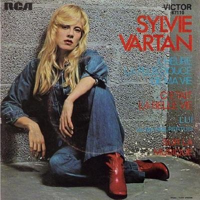 Sylvie Vartan, 1972