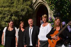 Concert à Saint-Cadou