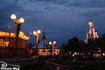 Fin de journée au Parc Disneyland