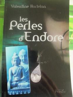 """""""Les Perles d'Endore"""" de Valentine Hortelan"""