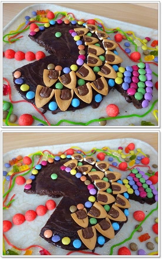 "Gâteau ""Poisson"" au chocolat"