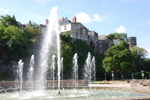 Anzers: autour de la cathédrale (photos)