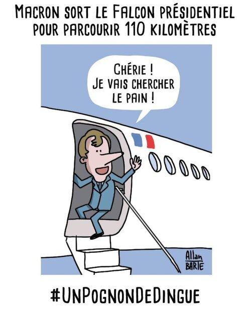 Emeutes, Macron et le gouvernement, les émeutes à Nantes, pas de quoi s'affoler au pays du ridicule.