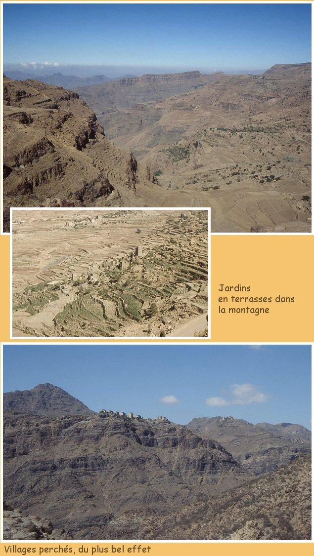YEMEN 6 - Dans la montagne