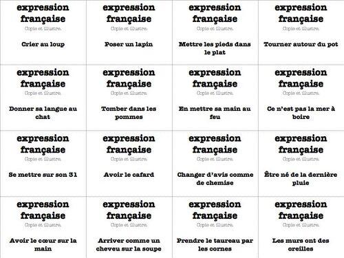 laissez parler les p'tits papiers-citations, virelangues et expressions