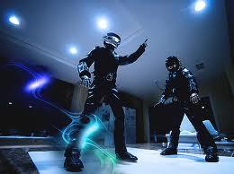 Daft Punk group of music