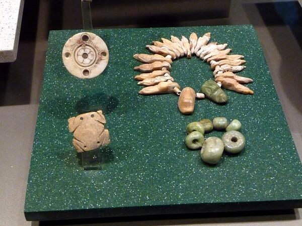 Mexico Musée bijoux maya