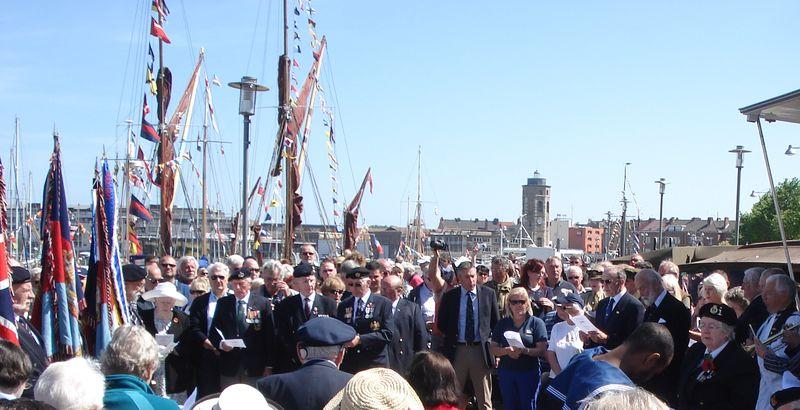 Dunkerque 75 ans plus tard.