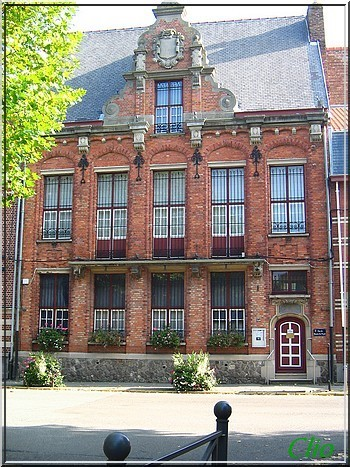 BAILLEUL MUSEE DE PUYDT