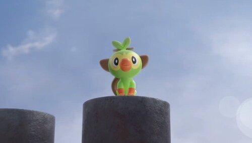 Pokémon épée et bouclier - les starters de 8e gen