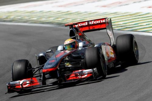 Zanardi est un fan de Lewis Hamilton