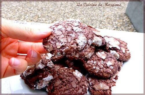 Les biscuits craquelés de Martha Stewart