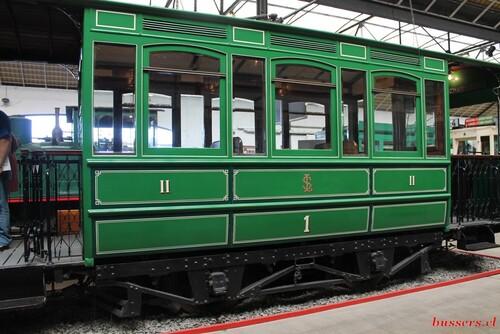 musée du transport en commun de liège
