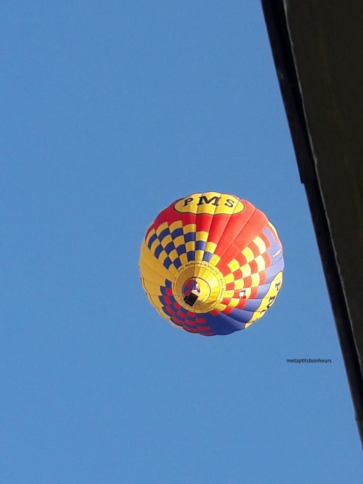 Des montgolfières , mais où donc?