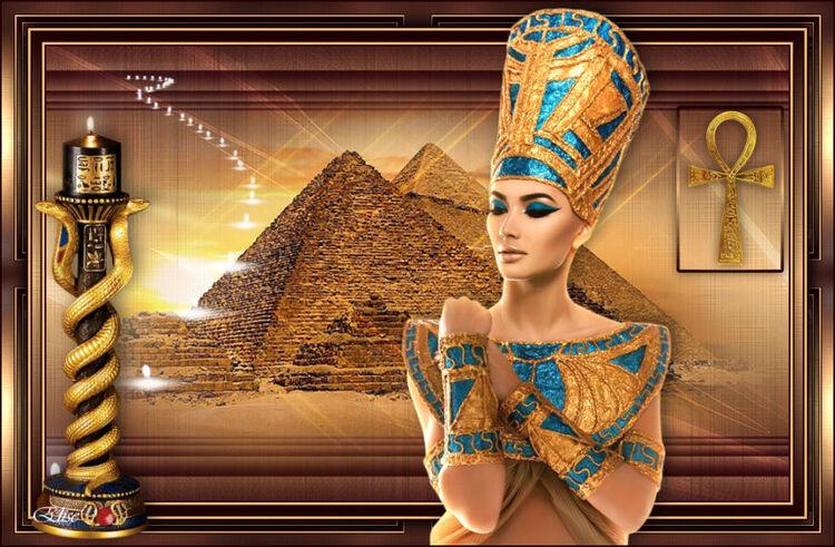 Egypte de Colybrix PSP
