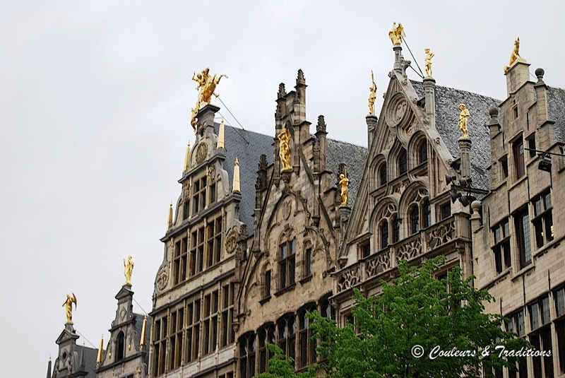Grand Place Anvers