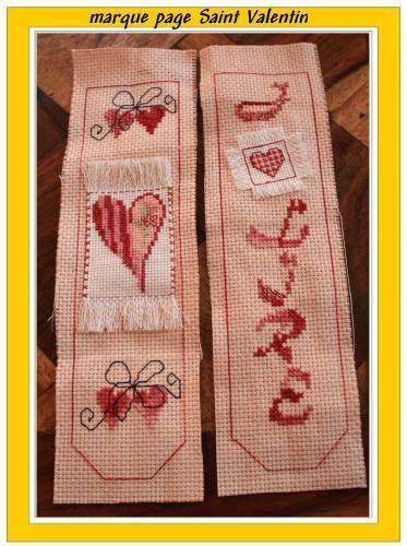 marque page st valentin r