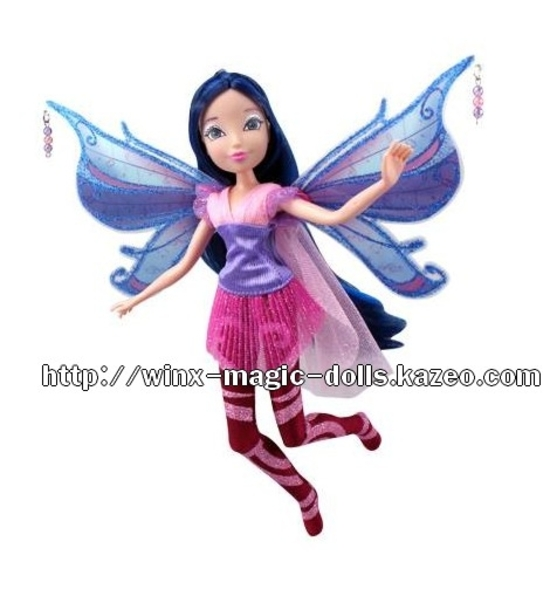 Musa Bloomix doll