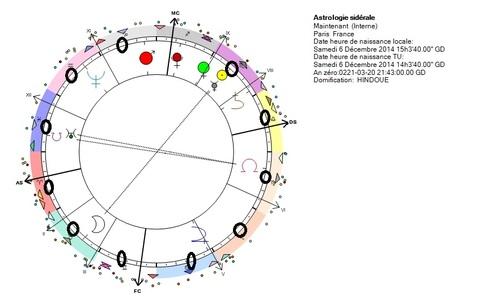 Micro zodiaque