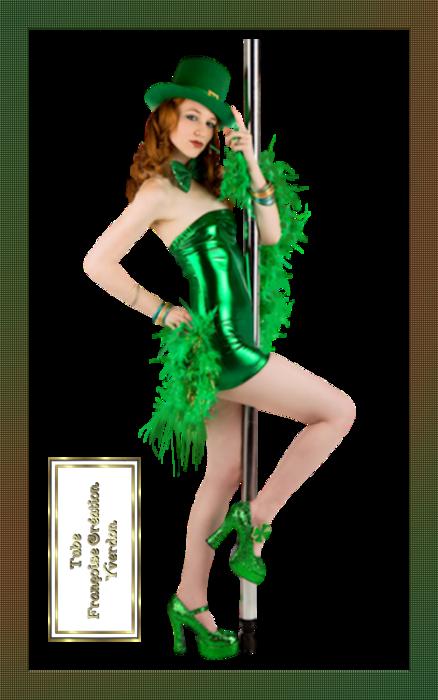 Femmes St. Patrick (01 à 10)