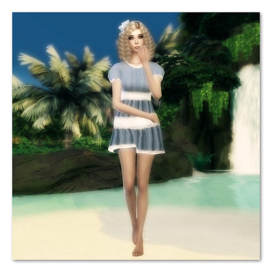 TS4 Sim: Marina