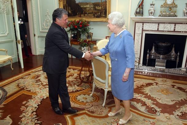 La reine et le roi