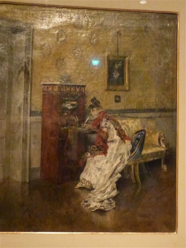 Musée des Beaux Arts - La Maison Goupil et l'Italie