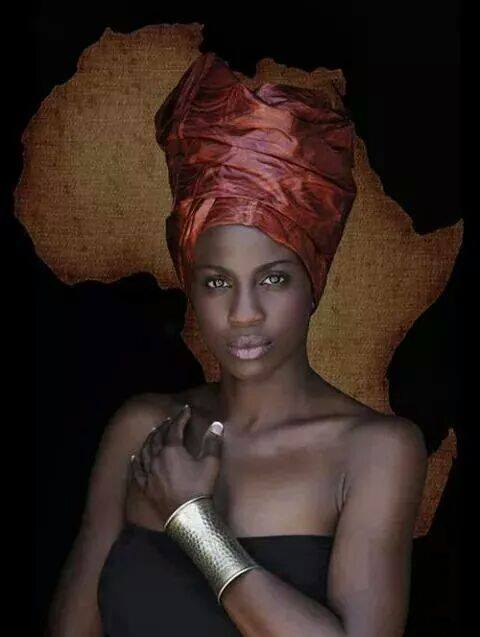 LA BEAUTE DES FEMMES AFRICAINES