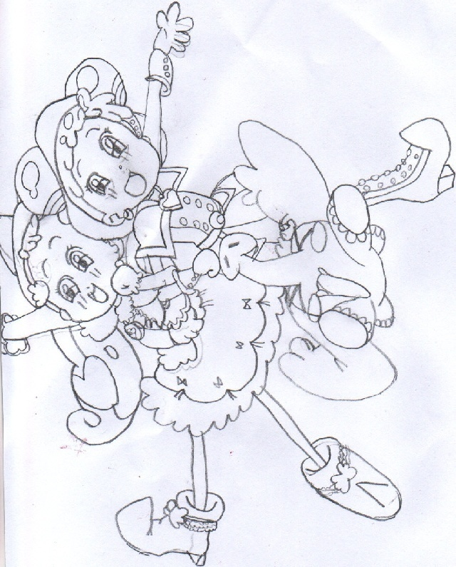 Mon premier dessin