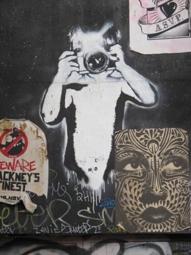 video surveillance Londres street-art 8