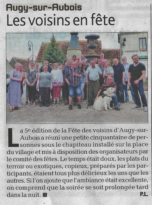 L'Echo du Berry du 14/06/18