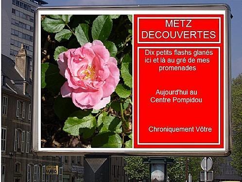 METZ DECOUVERTES - 10 FLASHS N°7